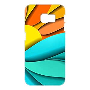 a AND b Designer Printed Mobile Back Cover / Back Case For Samsung Galaxy S6 Edge (SG_S6Edge_3D_414)