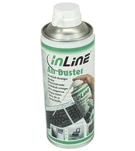 InLine 43210 Druckluft-Reiniger Spraydose 400ml
