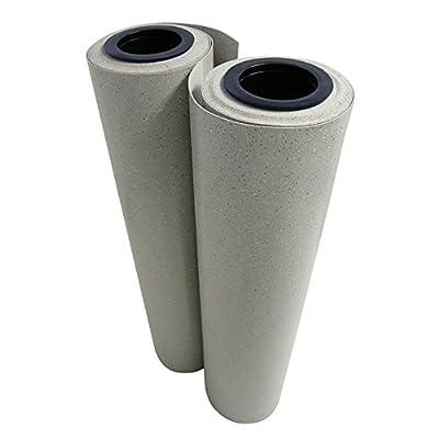 Rubber-Cal Terra-Flex Premium Flooring Rolls, 2mm