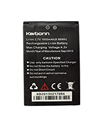 KolorEdge OEM Battery for Karbonn K9