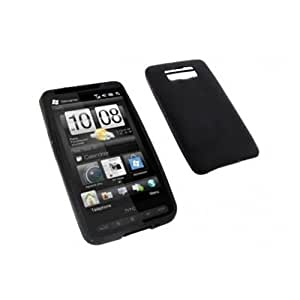 Housse silicone Noir HTC Touch HD2 T8585