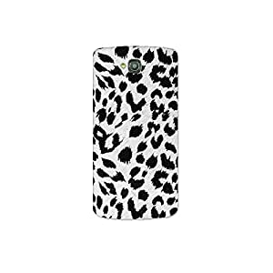 LG G Pro Lite nkt07 r (32) Mobile Case by Mott2 - BLACK AND WHITE TIGER (Limited Time Offers,Please Check the Details Below)