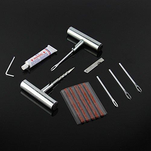 13-teiliges-reifenreperaturset-flickzeug-set-reifen-reparatur-satz-flicken-auto-pannenset-pkw-roller