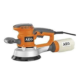 AEG Exzenterschleifer EX 150 ES Transportkoffer  Kundenbewertung und Beschreibung