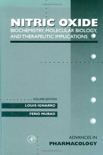 Nitric oxide second edition biology and pathobiology