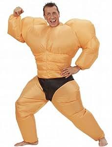 Hombres Inflable Bodybuilder de vestuario para la televisión de dibujos animados y Cine vestido de lujo