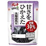 フジッコ おまめさん 甘さをひかえた 北海道黒豆 135g×10袋入