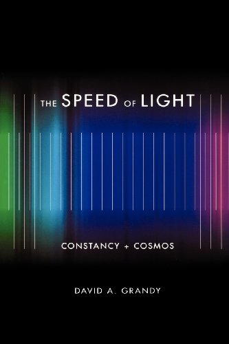 The Speed of Light: Constancy and Cosmos