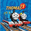Amscan 33 cm Thomas Tank Lunch Napkins