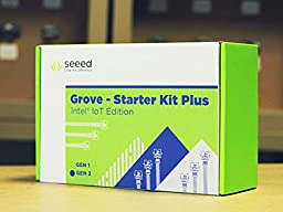 Seeedstudio Grove starter kit plus - Intel IoT Edition for Intel Galileo Gen 2 and Edison