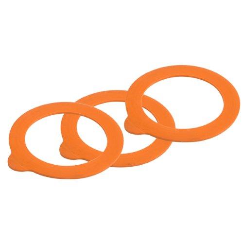 Kliner - 6 anneaux en caoutchouc