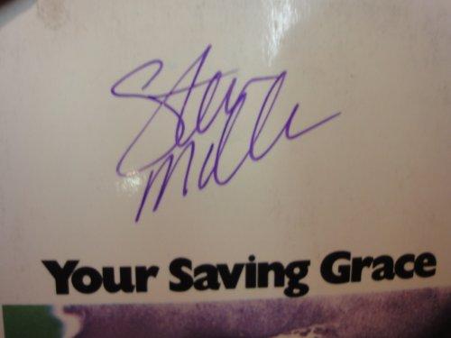 """Miller, Steve """"Your Saving Grace"""" 1969 Lp Signed Autograph Import"""