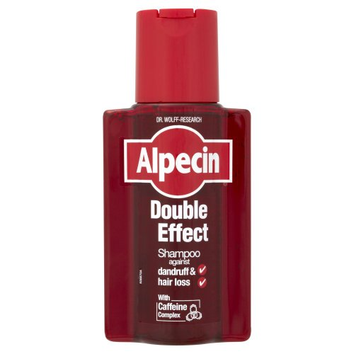 Alpecin Double Effect Shampoo 200 ml