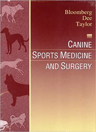Canine Sports Medicine and Surgery, 1e