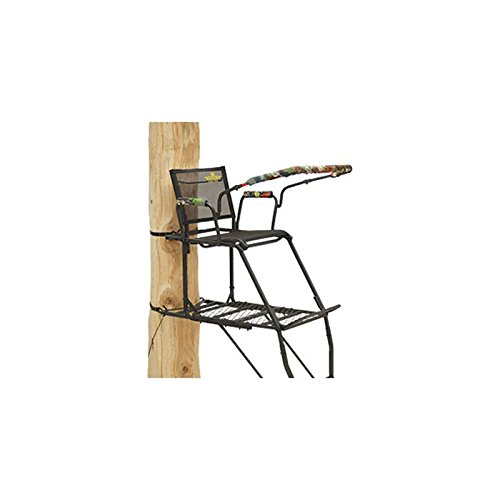 Rivers Edge Uppercut Ladder Stand Sporting Goods Outdoor