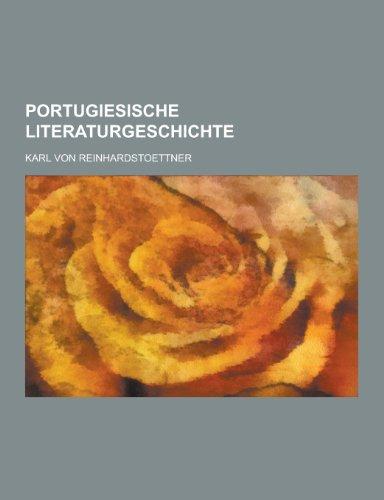 Portugiesische Literaturgeschichte