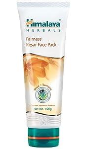 Himalaya Fairness Kesar Face Pack - 100gm