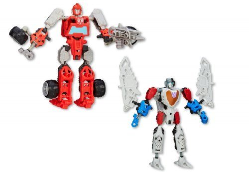 Transformers Construct Bots Scout (Assortment)