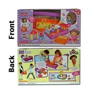 Mega Bloks Dora's Musical Fiesta