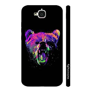 Enthopia Designer Hardshell Case Boo Bear Back Cover for Huawei Honor Holly 2 Plus