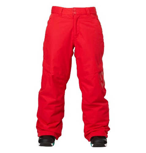 DC Apparel – Kids Men's Banshee K 14, Chinese Red, Medium