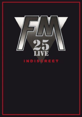 indiscreet-25-live-dvd