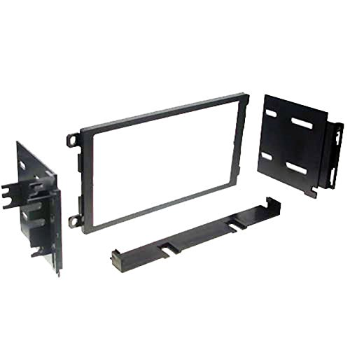 IMC Audio Double Din Dash Kit for Aftermarket Radio Installation for Buick Cadillac Chevrolet (1991 Chevy Silverado Dash compare prices)