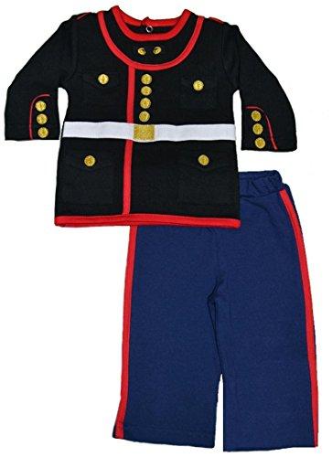 U.S Marine Corps Dress Blues Uniform Baby Outfit
