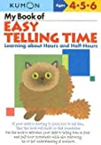 img - for Shinobu Akaishi: My Book of Easy Telling Time : Learning about Hours and Half-Hours (Paperback); 2006 Edition book / textbook / text book
