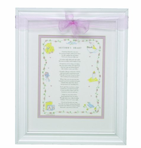 The Grandparent Gift Co. Heart Collection 11x14 Frame, Mother's Heart (Discontinued by Manufacturer) - 1
