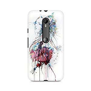 Mobicture Sweet Buffet Premium Printed Case For Lenovo A6000