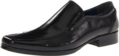 Steve Madden Men's Holsterr Loafer, Black, 8.5 M US