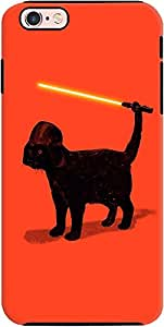 DailyObjects Cat Vader Tough Case For iPhone 6s Plus