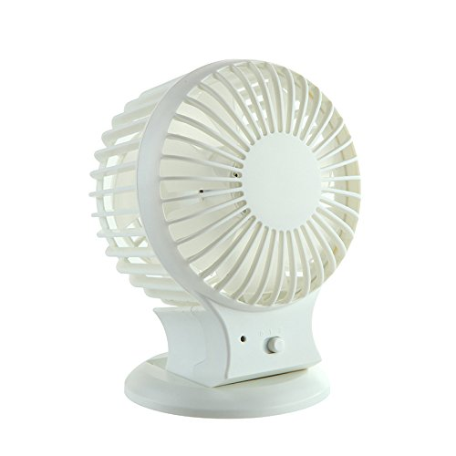 Small Electric Fans For Home : Roadacc tm mini portable rechargeable electric fan with