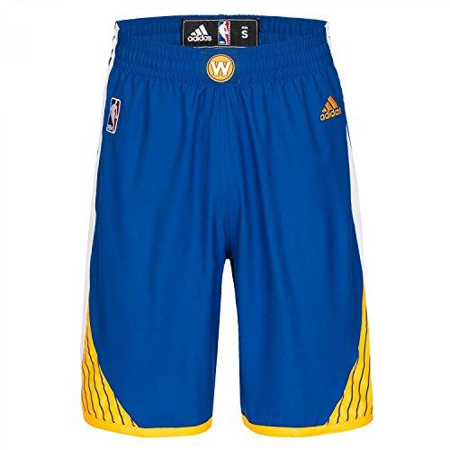 adidas Woven NBA Team Short - Pantalón corto para hombre, color azul,...