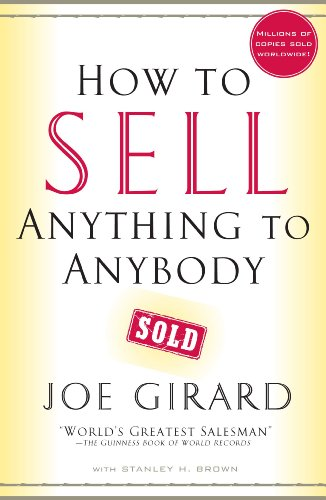 how-to-sell-anything-to-anybody-english-edition