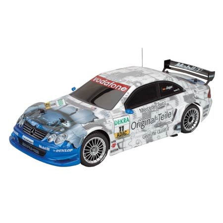 Die-Cast Model Mercedes-Benz CLK DTM Original (1:14 scale)