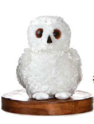 """Snowy Owl 5"""" By Aurora"""