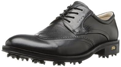 Buy ECCO Mens New World Class Golf Shoe by ECCO