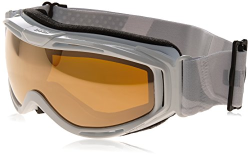 UVEX Skibrille Hypersonic, White, One Size, 5504130126