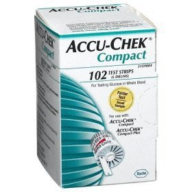 ACCU-CHEK COMPACT 3 DRUMS TEST 51