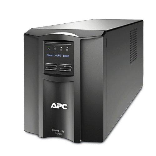 APC Smart-UPS SMT1000 1000VA 120V LCD UPS System