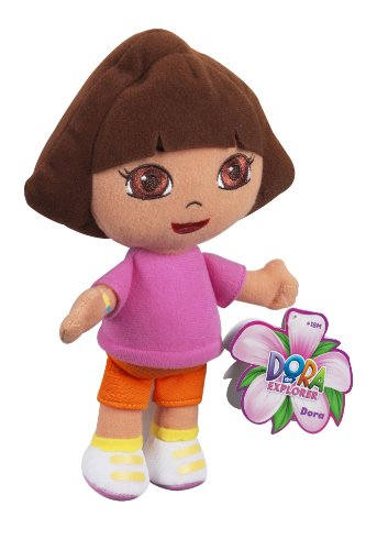 Fisher-price Dora the Explorer Plush - 1