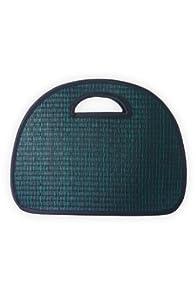 Baskets of Cambodia Hand Woven Fair Trade Tatami Traveler Bag