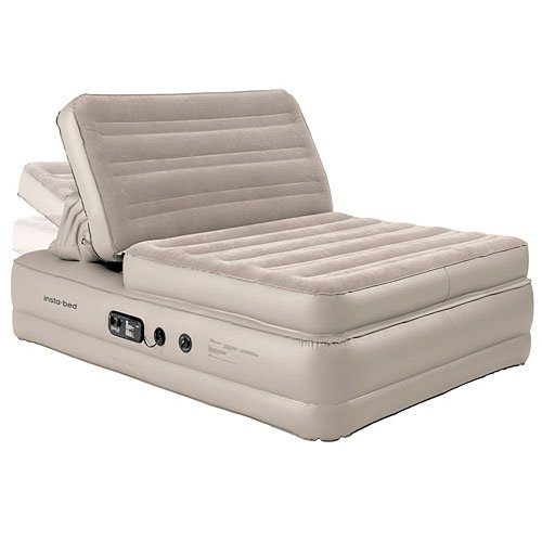 Adjustable air beds great price wenzel insta flex raised air bed queen size Queen size mattress price