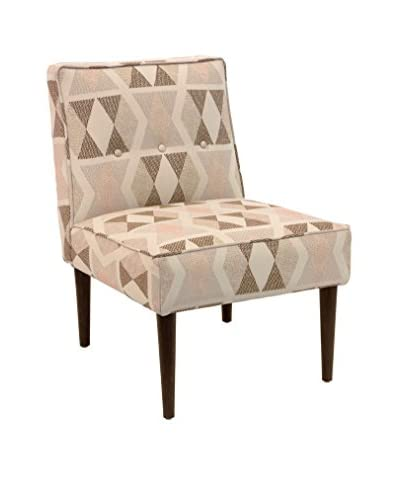 Skyline Almasi Montclare Chair, Cream