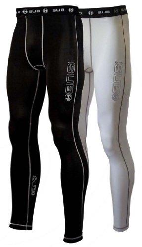 Sub Sports Dual compression fit sports leggings under tights Medium