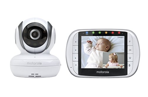 Motorola MBP36S Remote Wireless Video Baby...
