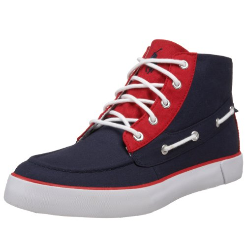 Polo+Ralph+Lauren+Men%27s+Lander+Chukka+Boot%2CNavy%2FRed%2C10.5+D+US