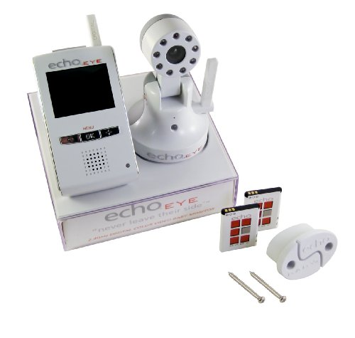 Echo EE10 Eye Video Baby Monitor